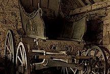 abandoned vehicules