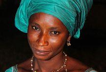Women of Gambia / Women of Gambia