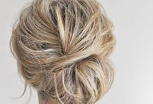 Hairstyles / Up do,s