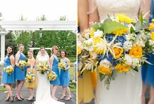 BKP Weddings | Navy, Royal Blue, Sky Blue Tones