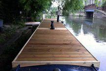 Narrowboat Ideas