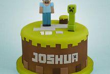 Minecraft Birthday Party / by Betsy MacCallum