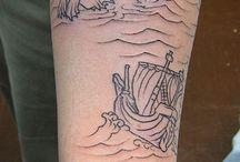 Nautisk tattoo