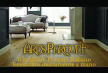 La nostra pubblicità - Ares Parquet / Le nostre campagne di comunicazione, flyer, brochure, depliant e molto altro. Ares Parquet è attiva sul territorio!