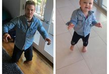 Stephen Amell and Mavi