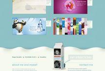 Web design Inspiration