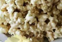 Fun Popcorn Recipes / Popcorn doesn't have to be boring! Check out these fun popcorn recipes for movie night, after school snacks or anytime you need to munch. / by Camille Gabel