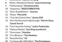 The happy playlist