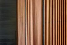 Internal timber design