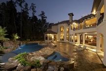 Mediterranean Dream Homes / by Cindy Clark