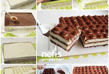 tatlılar pastalar