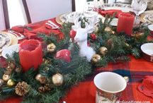 Tablescapes at From My Carolina Home / Tablescapes from my blog