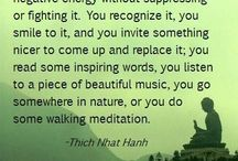 Contemplation / Stay sit breathe