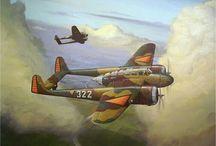 de fokker g1 en de fokker d21 / over twee Nederlandse vliegtuigen uit de tweede wereldoorlog