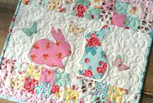 Bunny quilts