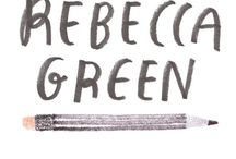 Rebecca Green illustration