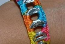 Friendship bracelets  / by ~hãłö~häłęš~