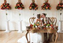 Autumn Weddings at WestTower / Your Autumn wedding