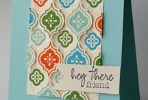 stampin up new catalog'13-15 / inspiration and ideas from the soon to be released catalog from Stampin Up