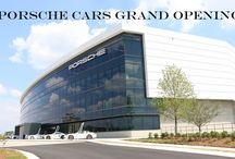 Porsche Cars Experience / Porsche Cars North America, Inc. Grand Opening #Porsche #Photography #Atlanta