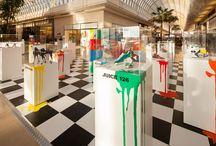 Art, Textilez, Exhibitz + Installationz / by mystinkypete