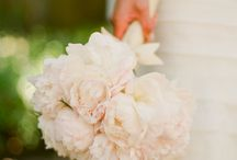 Merris Court wedding - Peonies / Wedding flowers