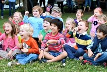 How To Make Happy Kids / What a great job huh! This is what Kids Entertainers do to earn their living. We make kids smile and parents happy. Try a professional children's entertainer at your next party.