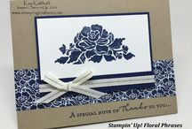 Marg cards floral phrases