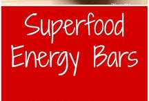 Vegan Energy Bar / If honey is used, substitute for others