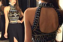 sparkle, night dresses