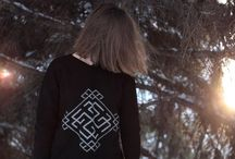 VetkaCrafts / Here you can look at the clothes , which was created by us .