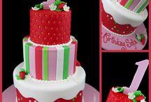 tortas frutillita