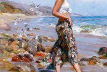 deniz ve kız