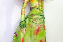 artist dolls / poupée d'artiste de collection