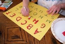 Learning my ABCs