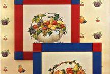 gyümölcs kosarak