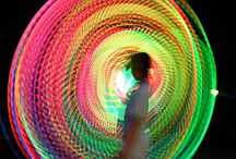 Rave Hula Hoops / The ultimate rave hula hoops