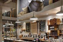 Industrial look kitchen