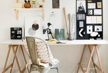 Wonderful Nordic-style home offices