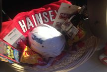 Casino Night 2014 Player Baskets / by Carolina Hurricanes