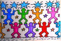 Art: Keith Haring
