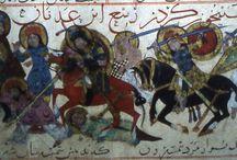 the Mamluq or the Mamluk sultanate / Muslim slave soldiers and Muslim rulers of slave origins .