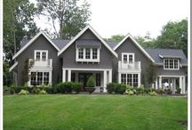 Home exteriors / by Natalie Smith