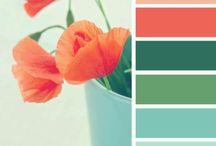 Inspiration - Color palette interior