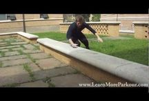 Parkour Stuff / I would love to learn parkour, so here goes nothing!