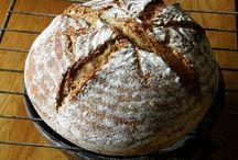 chlieb - pecenie