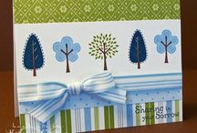 Stampin Up - Trendy Tree