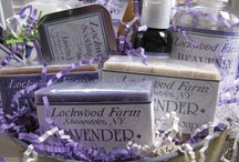 Lockwood Lavender Farm Products