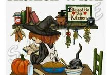 kitchen witch  / by Shell Lias