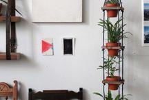 Interiors: Plant decor